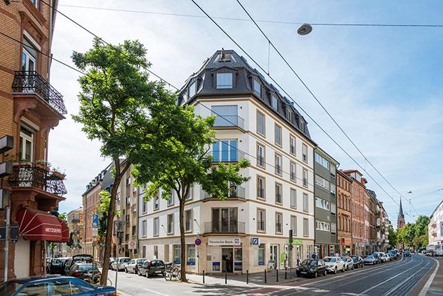 syte mannheim project y hotel fruhstuck